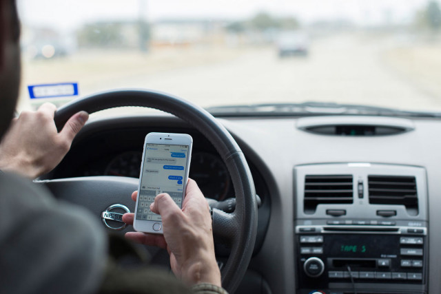 Accidents Caused by Texting and Driving - Penalties and Liability